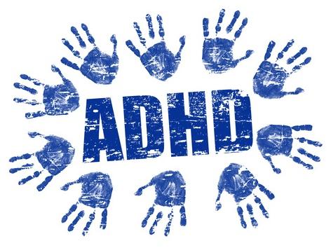 adhd hands