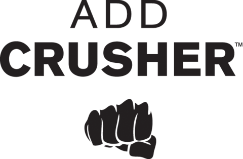add crusher logo