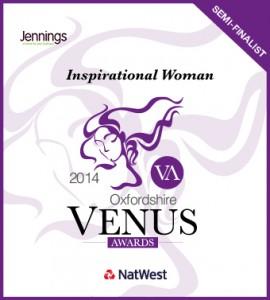 venus awards badge